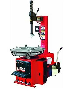 Tire Changer Tire Machine 12 Month Warranty Clamps Open To 28 Like Coats