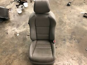 2004 2005 2006 2007 2008 Acura Tl 3 2l Front Right Passenger Seat Oem