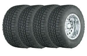 Lt265 75r16 E Set 4 Nitto Terra Grappler All Terrain Tires 123q 31 6 2657516