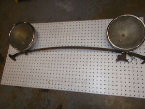 30 31 Model A Ford Pickup Roadster Pu Truck Headlight Assy Bar Trog Av8 Scta