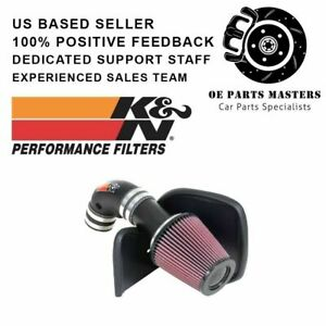 K N For 2002 04 Ford Focus Svt 2 0l 57 Series Performance Air Intake System
