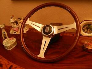 Rolls Royce Steering Wheel Fit All Models From 1968 To 1989 New