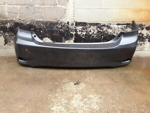 2011 2013 Toyota Corolla S xrs Oem Used Rear Bumper Cover bp0610
