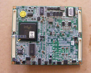 1pc Used Advantech Embedded Motherboard Som 4481 Rev a1
