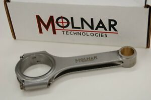Molnar 6 125 Billet Connecting Rods For Chevrolet Ls