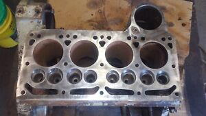 Official Ih Farmall Cub Or Cub Loboy C60 Engine Block 251341r8