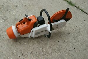 Stihl Ts350 Super Gas Powered Concrete Cut off Saw