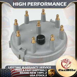 New Distributor Cap And Rotor Kit Fi 8234 For Ford F 150 F 250 E 250 5 0l V8
