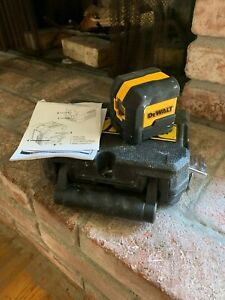 Dewalt Dw08801 50 Ft Cross line Laser Level