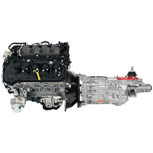 Ford Performance Gen 3 5 0l Coyote Power Module With 6 Speed Manual Transmission