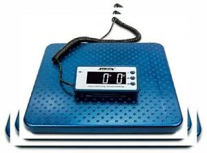 Accuteck 440lb Heavy Duty Digital Metal Industry Shipping Postal Scale 1 Pack