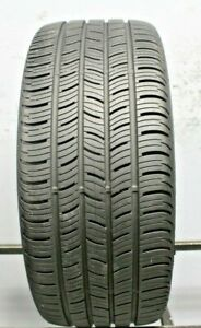 One Used 255 40r19 Continental Conti Pro Contact Ao Audi 9 5 32 1j129