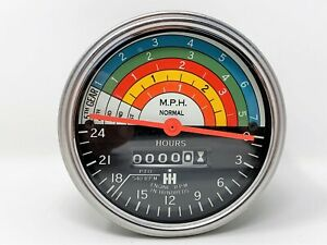 347873r91 Tachometer International T340 Td340 Crawler New Oem Ih