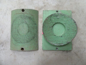 6 Ips Serrated Pipe Fusion Machine Heater Plate S420662660 And S450662426
