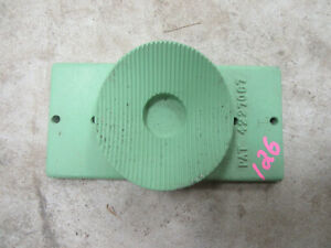 4 Ips Serrated Pipe Fusion Machine Heater Plate S450450288