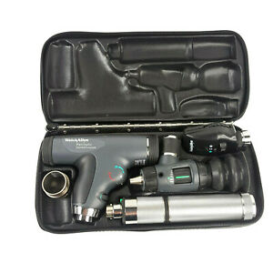 Welch Allyn 11820 Panoptic Opthalmoscope Kit
