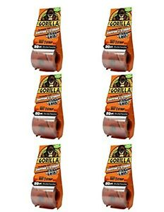 Gorilla Packing Tape Tough Wide With Dispenser For Moving Shipping 6020010
