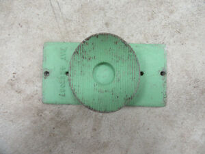 3 Ips Serrated Pipe Fusion Machine Heater Plate S450350288