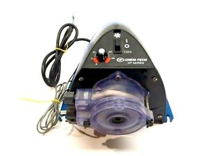 Chem Tech Xp015l5hx Pulsafeeder Chemical Metering Pump 15 Gpd 2 4a
