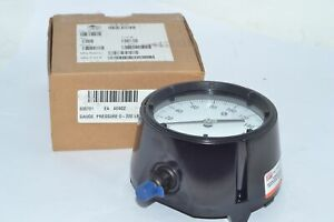 New Ashcroft Duragauge 45 1279 as 02l 200 4 1 2 Pressure Gauge
