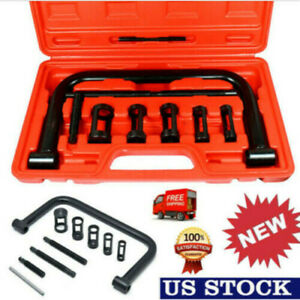 5 Size Valve Spring Compressor Pusher Automotive Tool For Car Motorcycle Kit