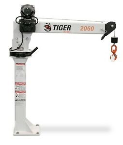 Tiger 2060 Truck Mounted Crane