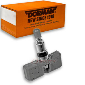 Dorman Tpms Sensor For Dodge Dakota 2008 2010 Tire Pressure Monitoring It