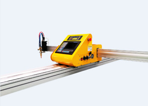 Portable Cnc Plasma Cutter Machine 1500 2500mm metalwork streamline Precision