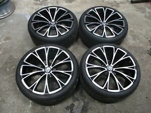 Set Of 4 2011 12 13 14 2015 Audi A8 Vw Jetta 19 Factory Wheels Oem Rims 58870