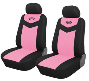 Front Seat Car Seat Covers Pink For Gmc Acadia 2007 2019