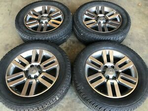 Toyota 4runner 20 Wheels And Tires Factory Oem