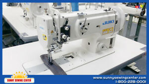 Juki Lu 1508n Single Needle Walking Foot Sewing Machine For Leather