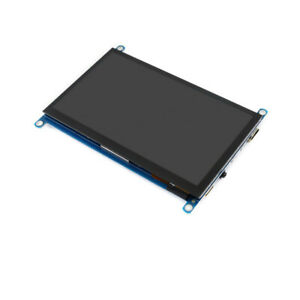 7 in Hdmi Lcd 1024x600 Ips Capacitive Touch Screen