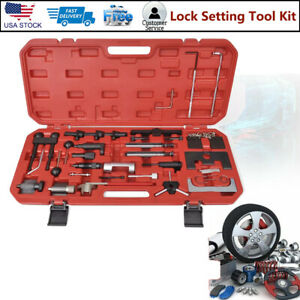 Lock Setting Tool Kit Diesel And Gasoline Automotive Hand Tool For Vw And Audi s