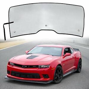 Windshield Sun Shade Visor Sunshade Cover For Chevy Chevrolet Camaro 2016 2018