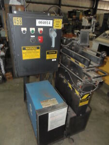 Kent 10 135 Portable Welder Coil End Joiner Shear Power Source