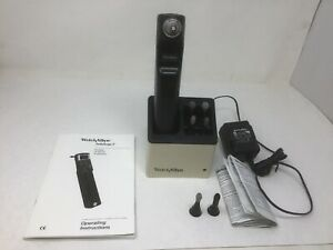 Welch Allyn 172386 23300 Audioscope 3 With 71123 Charging Base 71040 Charger