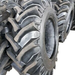 2 tires Tubes 16 9 28 12 Ply Rear Industrial Tractor Tires 16 9x28 16928