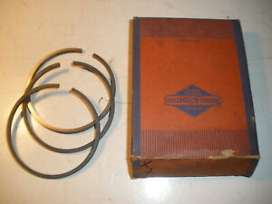Vintage Nos Briggs Stratton Gas Engine Ring Set 290630