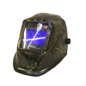 Lincoln Viking 2450 4c White Tail Camo Welding Helmet
