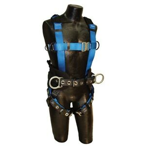 Reliance Industries 812000 Ironman Universal Full Body Harness Fall Protection