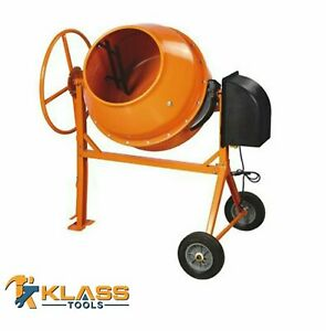 8 83 Cubic Ft Industrial Cement And Concrete Mixer