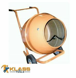 5 Cubic Feet Compact Cement And Concrete Mixer
