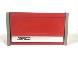 Snap On Red Mini Micro Top Chest Tool Box