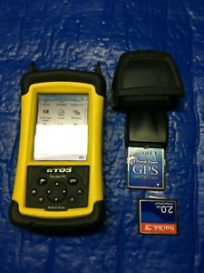 Trimble Tds Recon Data Collector Pocket Pc 3