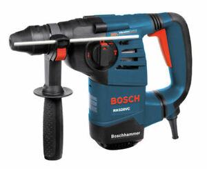 Bosch Rh328vc 1 1 8 Sds Plus Corded Rotary Hammer Drill