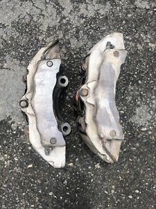 04 10 Vw Touareg Porsche Cayenne Audi Brembo 17z Front Left Right Calipers