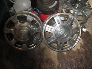 Chrome Wheels For 2004 Cadillac Deville