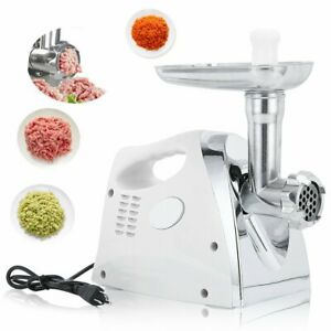 Home Electric Meat Grinder Mincer Sausage Maker Food Chopper Kitchen Helper Br