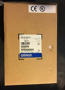 new Omron 3g3jxa 4015 Drive Adjustable 3 phase 480vac in Box